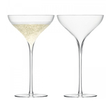 Набор из 2 бокалов-креманок для шампанского Savoy 250 мл LSA International G245-09-301   Купить в Москве, СПб и с доставкой по всей России   Интернет магазин www.Kitchen-Devices.ru