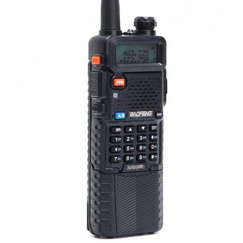 Рация Baofeng UV-5R LONG dual band