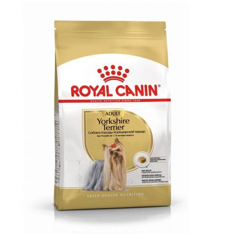 Royal Canin сухой корм для пожилых собак породы Йоркширский терьер 0,5кг