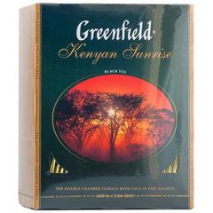 Чай чёрный Greenfield Kenyan Sunrise 100*2г