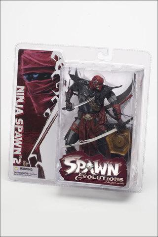 Spawn Ninja 2