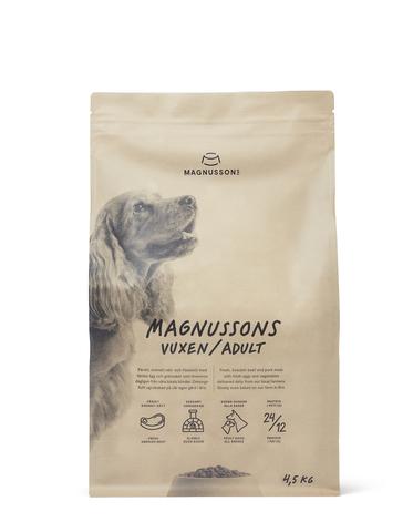 Корм для собак Magnusson Meat & Biscuit Adult 4.5 кг