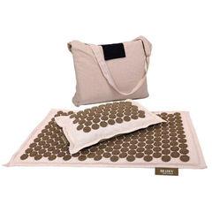 Акупунктурный набор НИРВАНА Премиум (подушка, коврик, сумка)