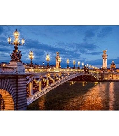 Мост Александра III 194x136 см, люкс