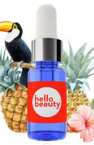 Утренняя сыворотка Hello Beauty Центелла азиатская и гуарана 10 мл