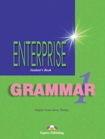 Enterprise 1. Grammar Book. Beginner. Грамматический справочник