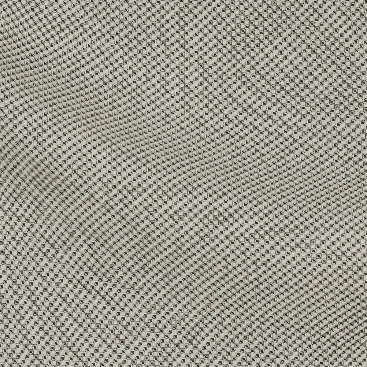 Костюмный шерстяной жаккард в объемный черно-белый ромб