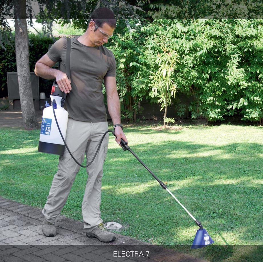 Электрический распылитель ELECTRA 7 от DiMartino AgriTools