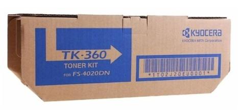 Kyocera TK-360 1T02J20EU0 черный