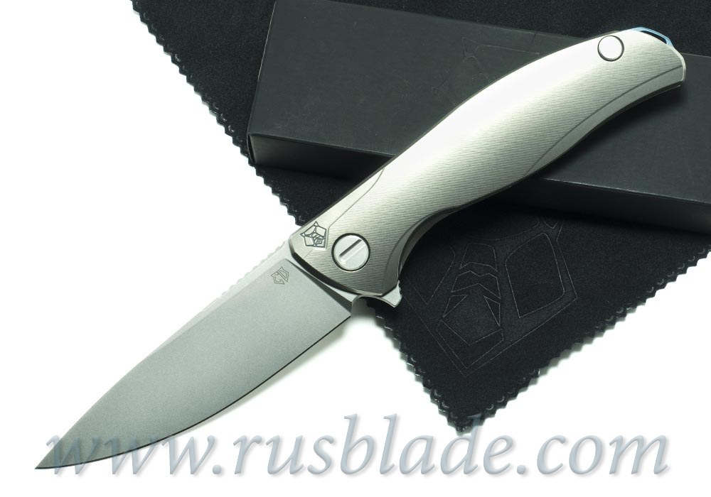 Shirogorov F5 Slim Silk S90V Custom Division