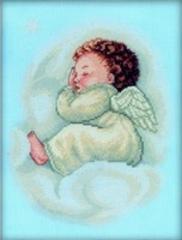 Набор для вышивания Спящий ангел