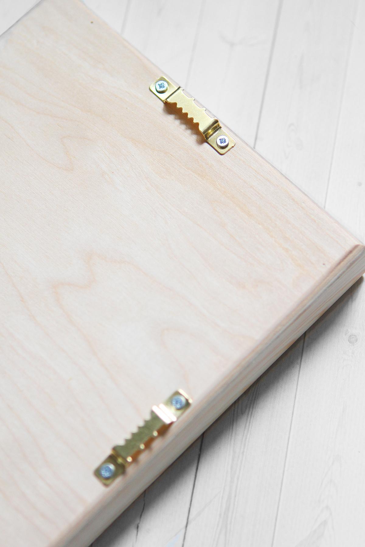 Вудбокс - короб для оформления 21*29,7*3 см