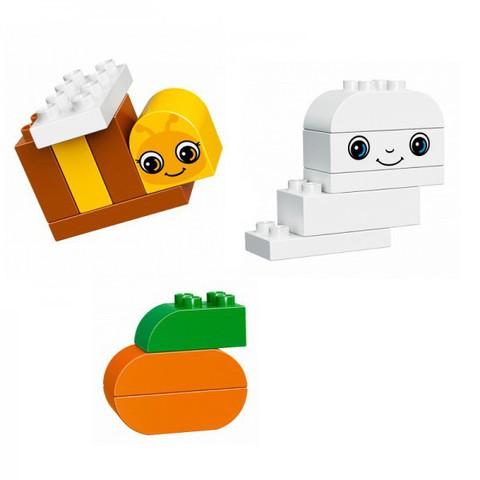 LEGO Duplo: Времена года 10817 — Creative Chest — Лего Дупло
