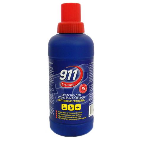 Sellwin Pro  911 Formula Средство для устранения засоров Активные гранулы 500г