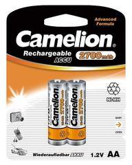 Аккумуляторы CAMELION R 6/2bl 2700 mAh Ni-MH