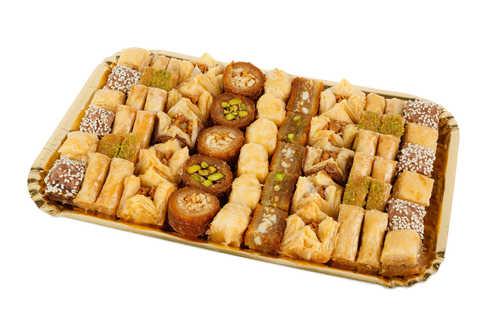 """Пахлава - ассорти ливанских сладостей """"1000 и 1 ночь"""""""