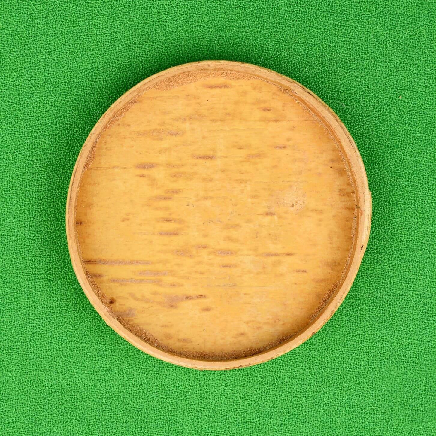 Крышка круглая изнутри