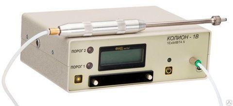 Переносный газоанализатор КОЛИОН-1В-24 (ПДК CxHy и кислород (O2))