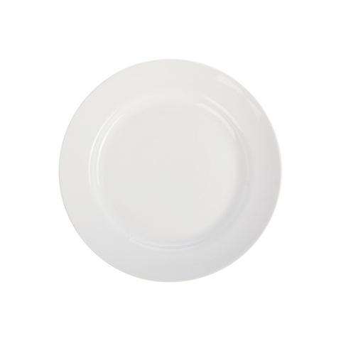 Тарелка мелкая 175 мм фаянс фс23
