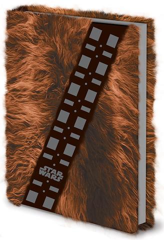 Записная книжка Star Wars (Chewbacca Fur)