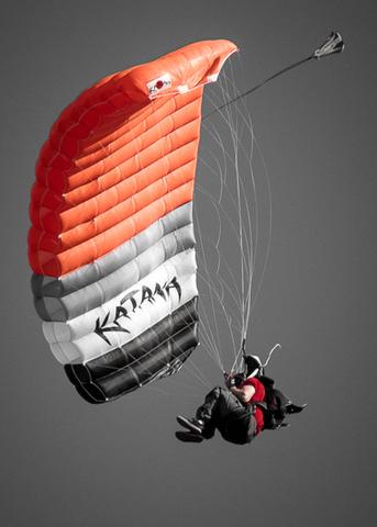 Основной парашют Katana