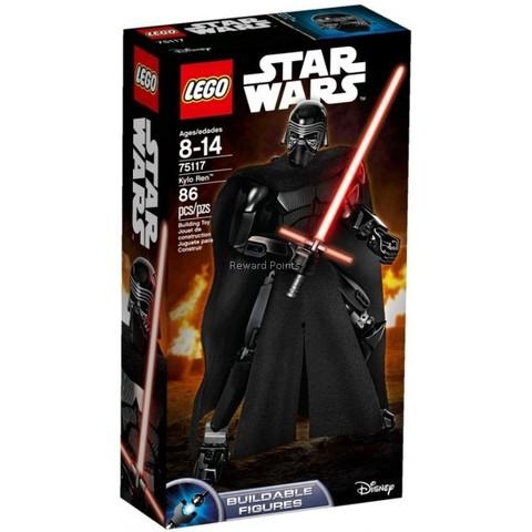LEGO Star Wars: Кайло Рен 75117 — Kylo Ren — Лего Стар варз ворз Звёздные войны