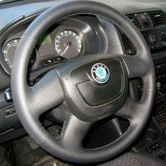 Перетяжка руля Octavia-A5 (2008-2013)