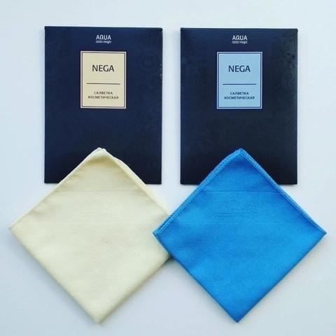 Aqua magic салфетка косметическая Nega