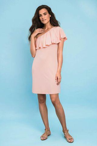 Платье 60336-1 розовый Laete