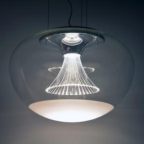 Подвесной светильник Artemide Ipno Vetro