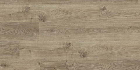 ПВХ плитка, кварц виниловый ламинат Quick Step LVT Balance Glue Дуб коттедж серо-коричневый BAGP40026