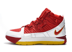 Nike Zoom LeBron 3 'Red/White/Yellow'