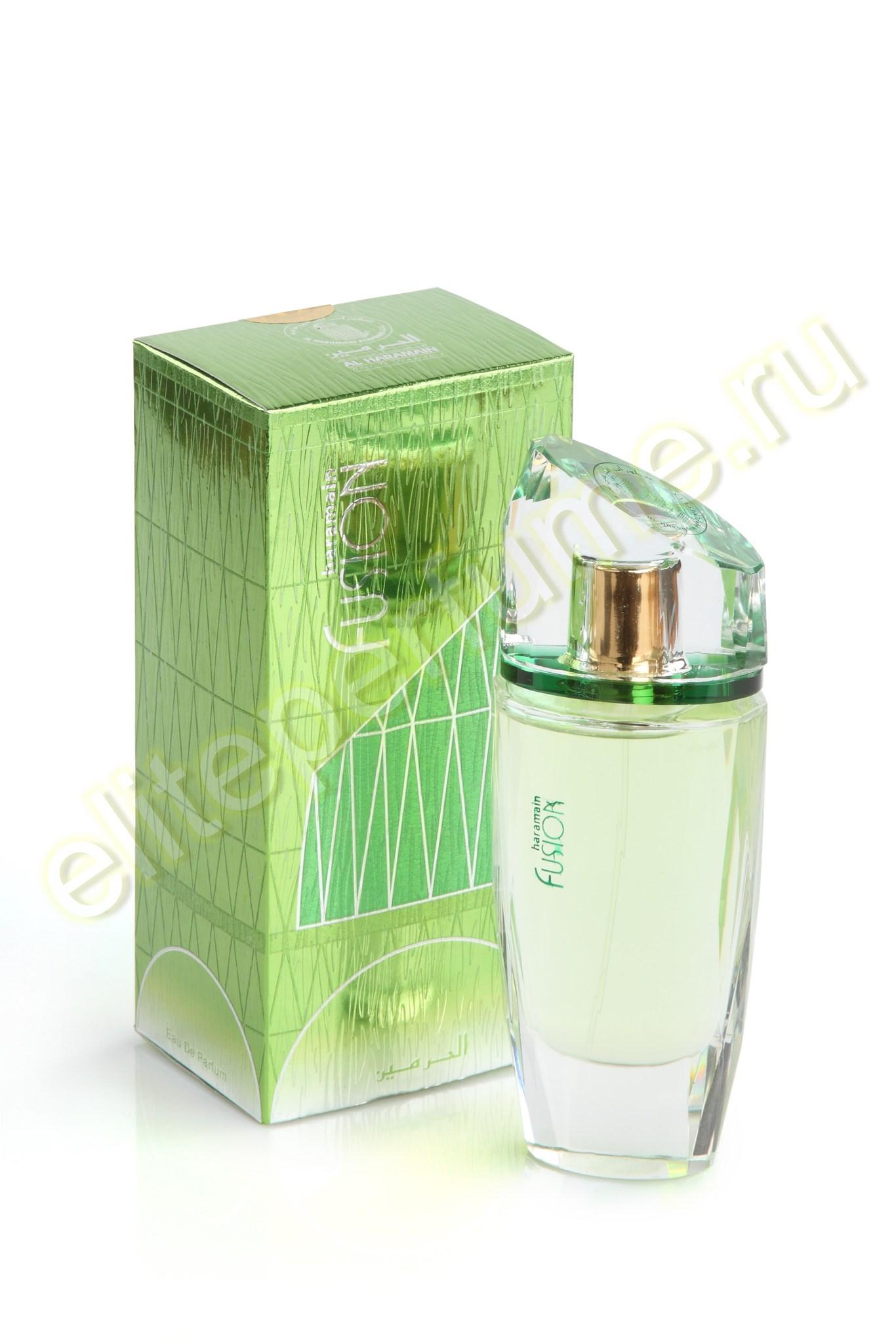 Haramain fusion Харамайн слияние 75 мл  спрей от Аль Харамайн Al Haramain Perfumes