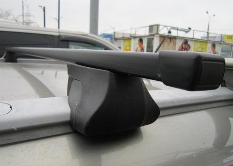Багажник Интер Интегра с прямоугольной поперечиной 130 см.
