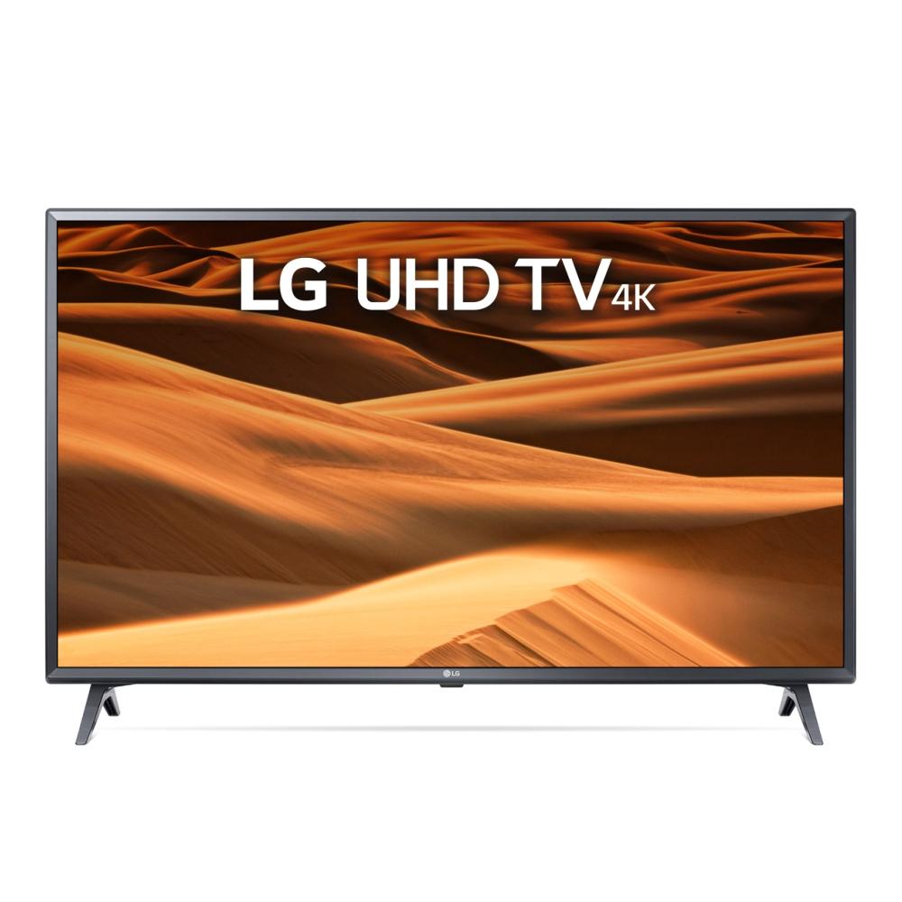 Ultra HD телевизор LG с технологией 4K Активный HDR 49 дюймов 49UM7300PLB фото