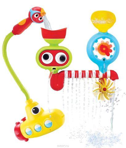 Yookidoo. Игрушка для ванной Подводная лодка и поливочная станция