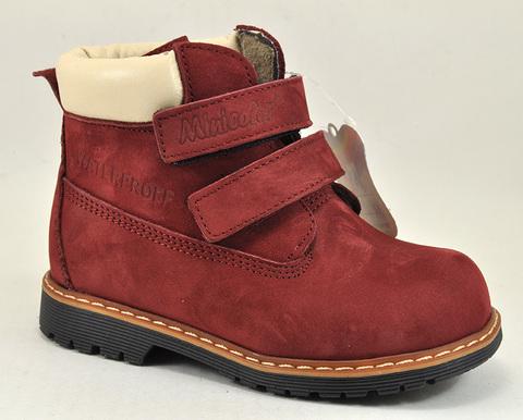 Ботинки демисизонные Minicolor 750-2048