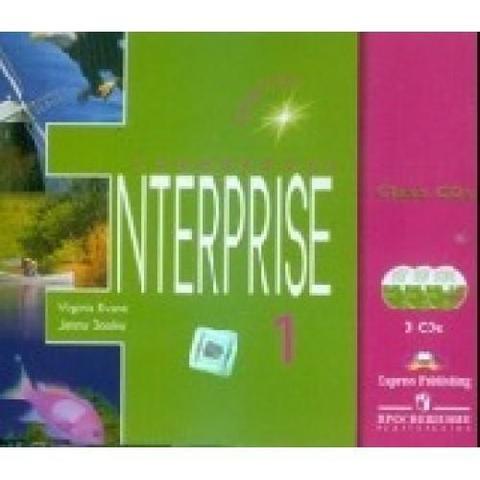 ENTERPRISE 1 Class CD (set of 3)
