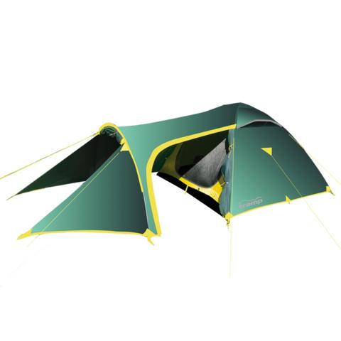 Туристическая палатка Tramp Grot 3 (V2) (3 местная)
