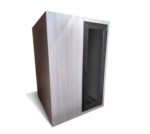 Дикторская акустическая кабина  20Дб, размеры  150х150х220