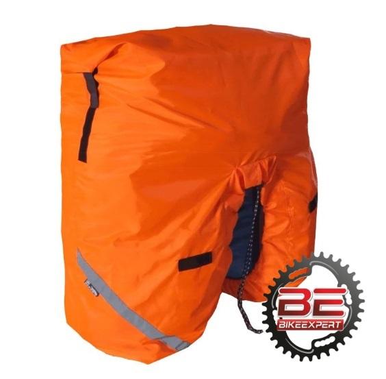 Чехол на велоштаны Course 30-50 оранжевый