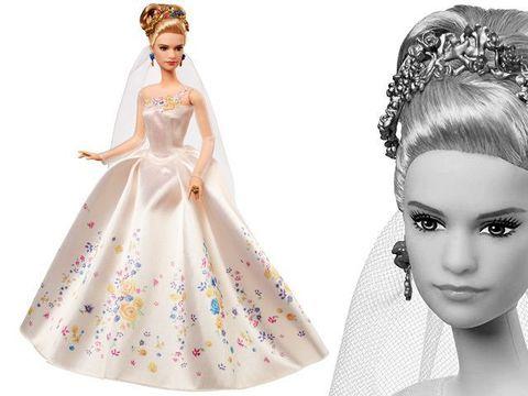 Кукла Золошка (Синдерелла), Принцессы Диснея, День свадьбы