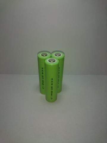 Аккумулятор 18670  Ni-Mh 4500mAh 1,2V 5,4Wh