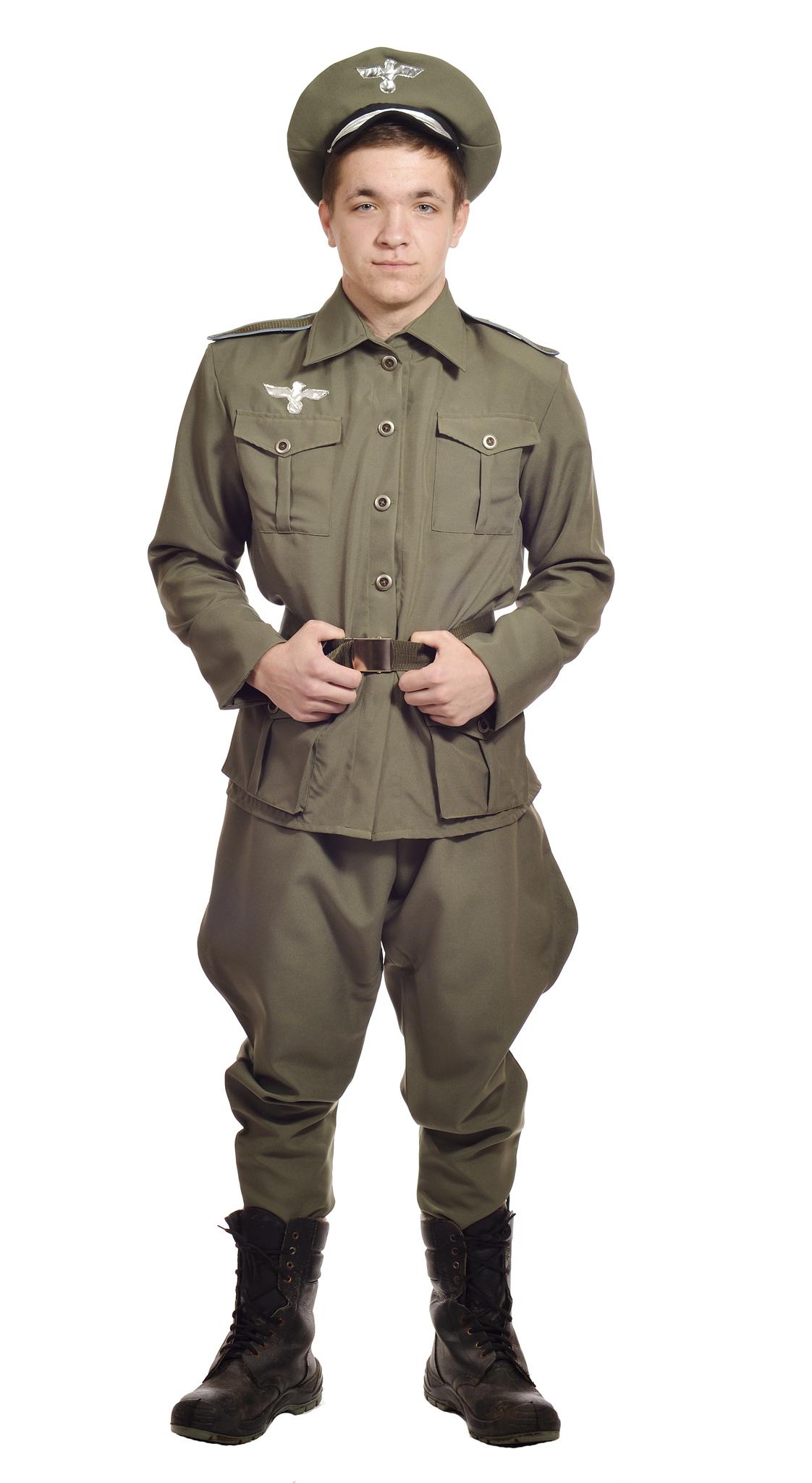 Костюм военный Немецкого офицера