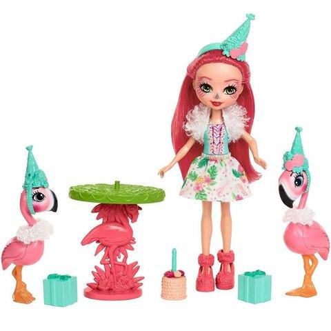 Праздник Фламинго. Энчантималс