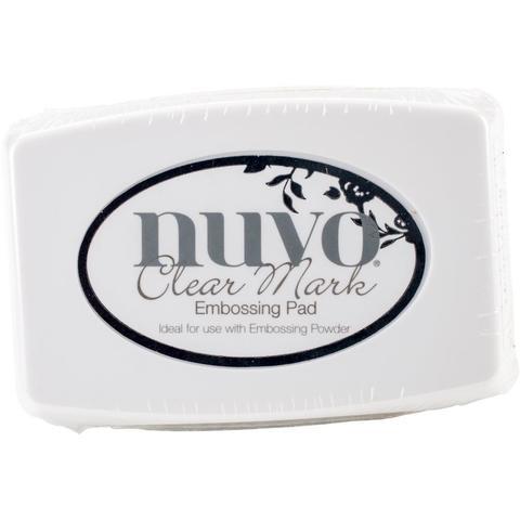 Подушечка для эмбоссинга Nuvo Clear Mark Embossing Pad