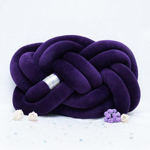 "Декоративная узловая подушка ""Cosmic"", артикул 1600001180450, производитель - Nice Pillow"