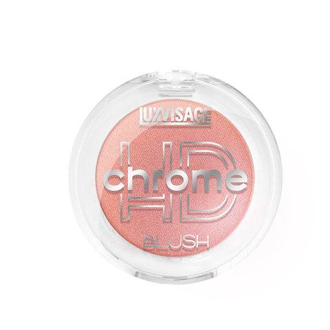 LuxVisage HD Chrome Румяна для лица тон 106 (Розовое дерево)