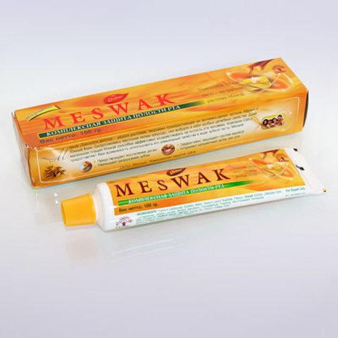 Аюрведическая зубная паста Dabur Meswak