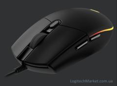 LOGITECH G102 Lightsync Black [910-005823]